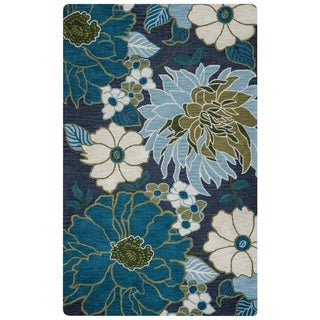 Rizzy Home Lunicca Collection LI9461 Area Rug (8' x 10')