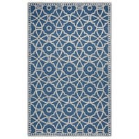 Rizzy Home Lunicca Collection LI9511 Area Rug - 8' x 10'