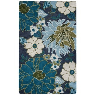 Rizzy Home Lunicca Collection LI9461 Area Rug (9' x 12')