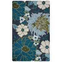 Rizzy Home Lunicca Collection LI9461 Area Rug - 9' x 12'