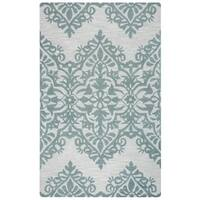 Rizzy Home Lunicca Collection LI9514 Area Rug (9' x 12')
