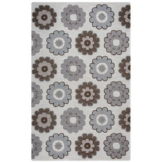 Rizzy Home Maggie Belle Collection MB9538 Area Rug (9' x 12')
