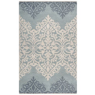 Rizzy Home Marianna Fields Collection MF9444/MF9448 Area Rug (8' x 10')
