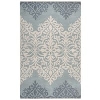 Rizzy Home Marianna Fields Collection MF9444/MF9448 Area Rug (8' x 10') - 8' x 10'