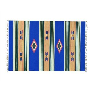 Design Flat Weave Killim Hand-woven Oriental Rug (4' x 6')