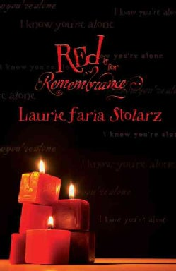 Red Is For Remembrance (Paperback)