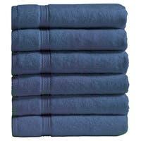 Vivendi Turkish Cotton Hand Towel (Set of 6)