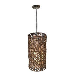 Stephenson Round Hanging Lamp S