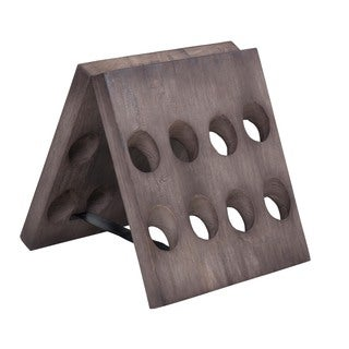 Watertown Folding Wine Rack