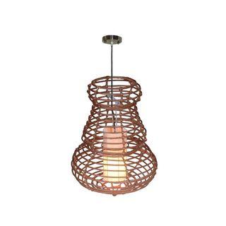 Jaiden Hanging Lamp Medium Dark