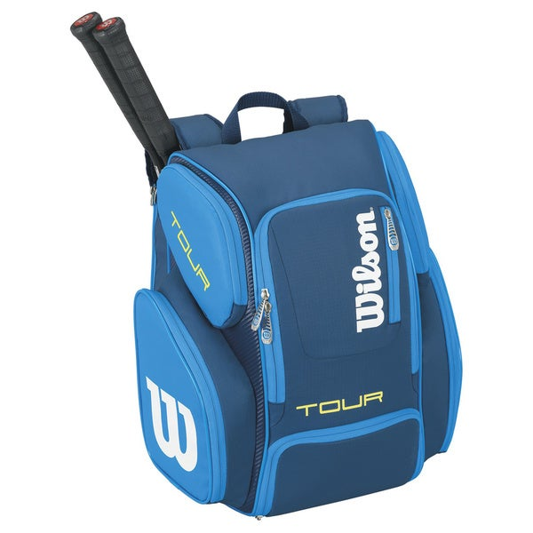 Wilson Tour V Large Backpack Juice