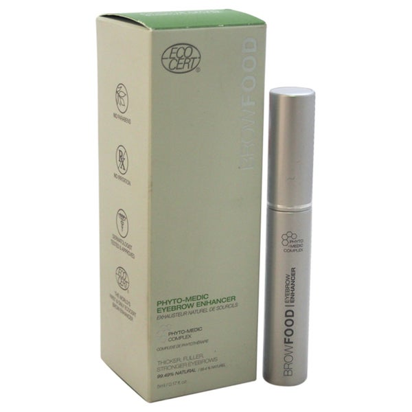 4833043e2a9 Shop LashFood BrowFood 0.17-ounce Phyto-Medic Eyebrow Enhancer - Free  Shipping Today - Overstock - 11067653