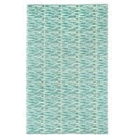 Kevin O'Brien Sori Rectangle Hand-knotted Rug (5'x 8') - 5' x 8'