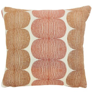 Abarne Graphic 18 inch Down and Feather Filled Throw Pillow