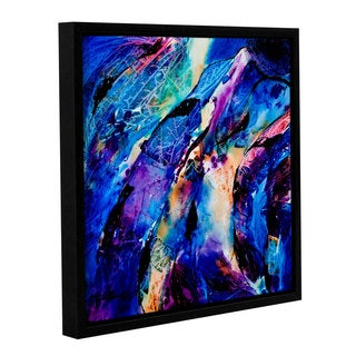 ArtWall Trish Mckinney's Trusting, Gallery Wrapped Floater-framed Canvas