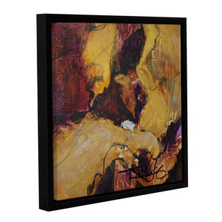 ArtWall Trish Mckinney's Splendor, Gallery Wrapped Floater-framed Canvas