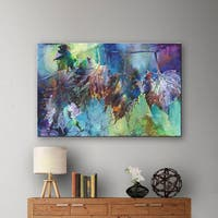 ArtWall Trish Mckinney's Reverence, Gallery Wrapped Canvas