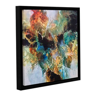 ArtWall Trish Mckinney's Full Of Wonder, Gallery Wrapped Floater-framed Canvas (5 options available)