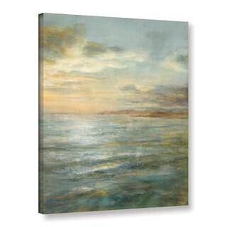 ArtWall Danhui Nai's Serene Sea 3, Gallery Wrapped Canvas