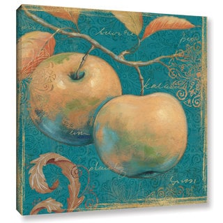 ArtWall Daphne Brissonnet's Lovely Fruits 2, Gallery Wrapped Canvas