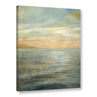 ArtWall Danhui Nai's Serene Sea 2, Gallery Wrapped Canvas