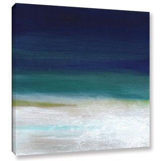 ArtWall Linda Woods's Beach IV, Gallery Wrapped Canvas