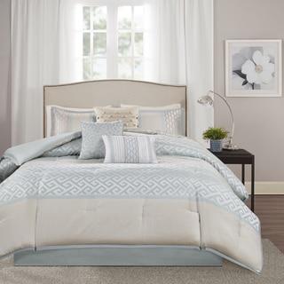 Madison Park Chandler 7-Piece Comforter Set