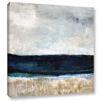 ArtWall Linda Woods's Beach VI, Gallery Wrapped Canvas