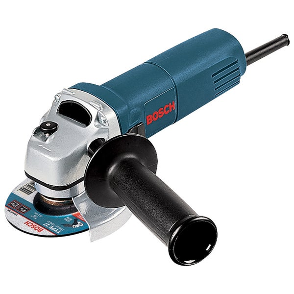 Bosch 4.5-Inch Small Angle Grinder - 6 Amp