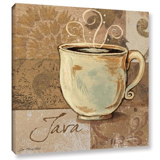 ArtWall Jo Moulton's Java, Gallery Wrapped Canvas