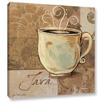 ArtWall Jo Moulton's Java, Gallery Wrapped Canvas