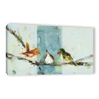 ArtWall Ninalee Irani's Great View, Gallery Wrapped Canvas (4 options available)