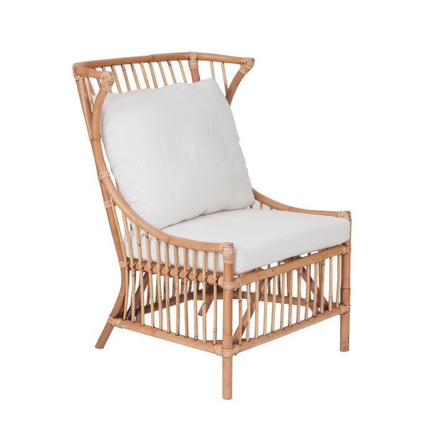 Shop Duncan Rattan Occasional Chair Overstock 11069150