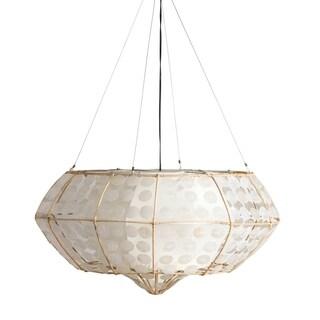 Clark Capiz Hanging Lamp