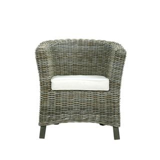 Colin Driftwood Rattan Tub Chair