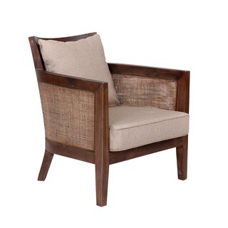 Anthony Mid-century Modern Accent Chair