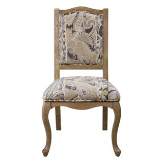 Kerianne Gray Wash Accent Chair