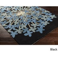 Hand Tufted Tetbury Wool/Cotton Area Rug (2' x 3')