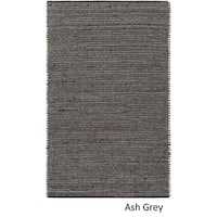Hand Woven Solihull Wool Area Rug - 2' x 3'
