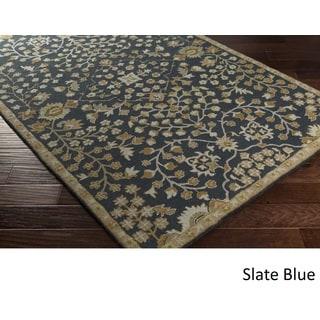 Hand Tufted Sain Wool Rug (9' x 13')