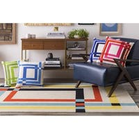 Hand Tufted Thaxted Wool/Cotton Area Rug - 8' x 10'
