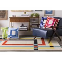 Hand Tufted Thaxted Wool/Cotton Area Rug (8' x 10') - 8' x 10'