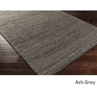 Hand Woven Solihull Wool Area Rug