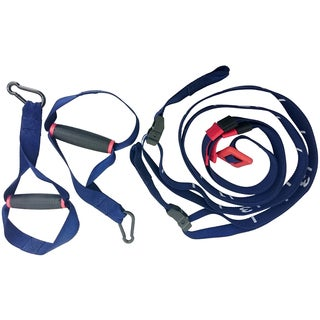 ActionLine KY-63028 Door Gym Suspension Trainer with Scale