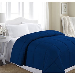 Soft Microfiber Hypoallergenic Down Alternative Comforter