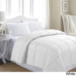 Soft Microfiber Hypoallergenic Down Alternative Comforter