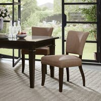 Madison Park Parler Side Dining Chair (Set of 2)