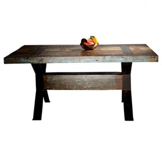 Mongolia Reclaimed Dining Table