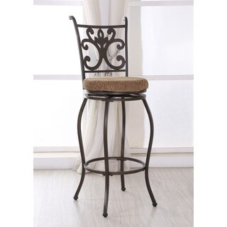 Hodedah Intricate Bar Stool