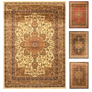 Home Dynamix Royalty Collection Traditional Beige Bla